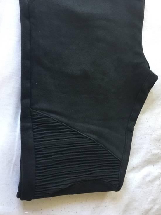 Balmain Balmain Decarnin Era Biker Sweatpants Size US 28 / EU 44 - 1