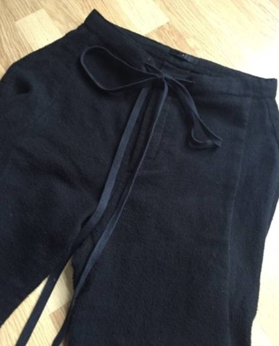 Julius Cashmere blend slouchy baggy pants made in Japan Size US 28 / EU 44 - 3