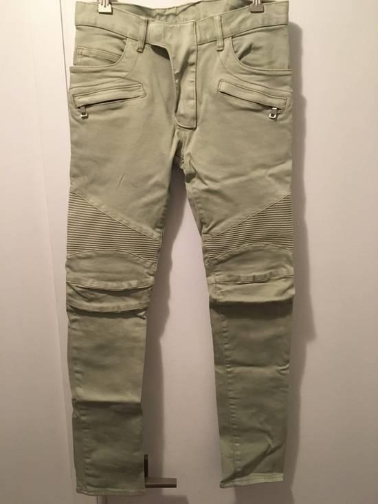 Balmain SS12 Biker Jeans Size US 30 / EU 46