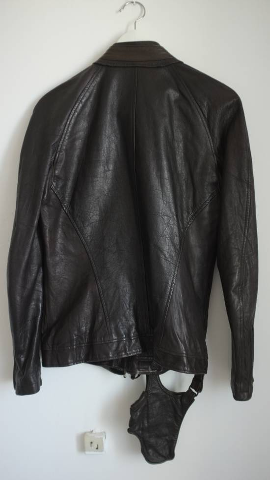 Julius gun holster leather jacket Size US S / EU 44-46 / 1 - 4