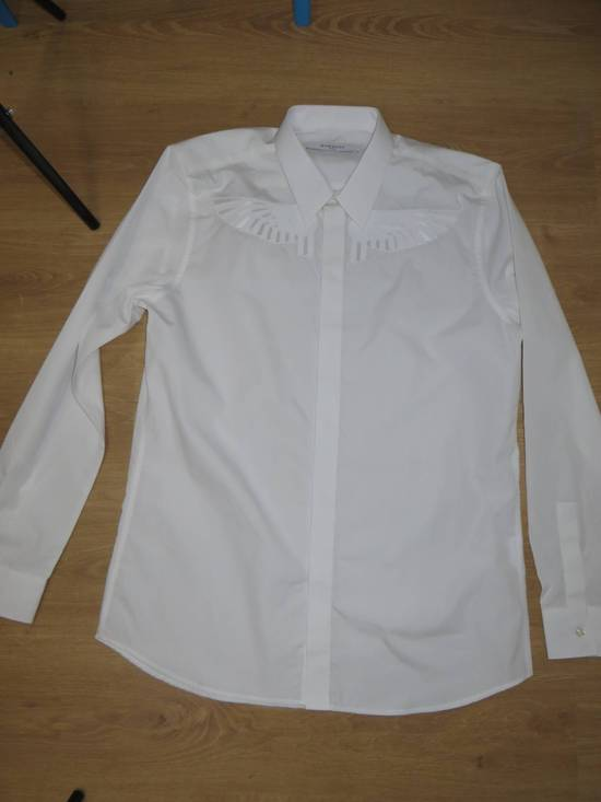 Givenchy Embroidered Military wings shirt Size US M / EU 48-50 / 2 - 6