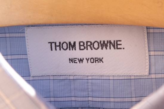 Thom Browne Thom Browne Shirt Blue Size Small Size US S / EU 44-46 / 1 - 10