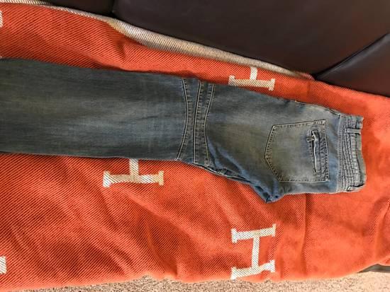 Balmain Balmain Classic Biker Jeans Size US 30 / EU 46 - 5