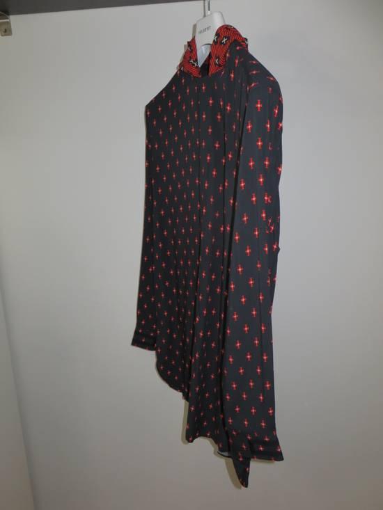 Givenchy Printed scarf shirt Size US M / EU 48-50 / 2 - 9