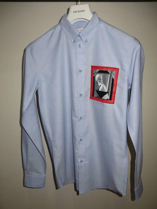 Givenchy Cube and romantic print shirt Size US S / EU 44-46 / 1