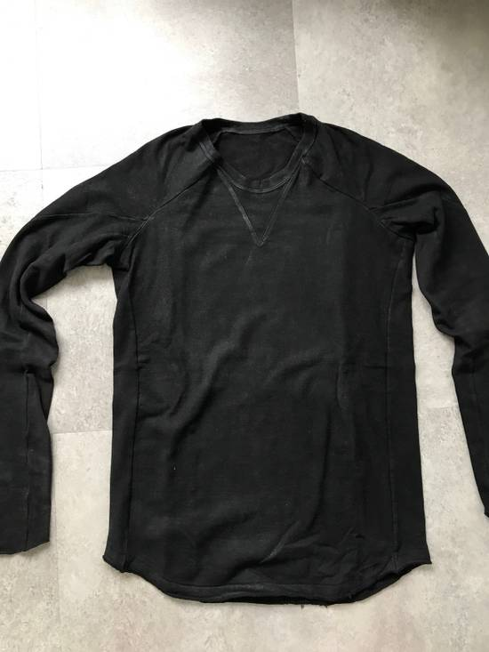 Julius Sweater Black Wax Size US M / EU 48-50 / 2