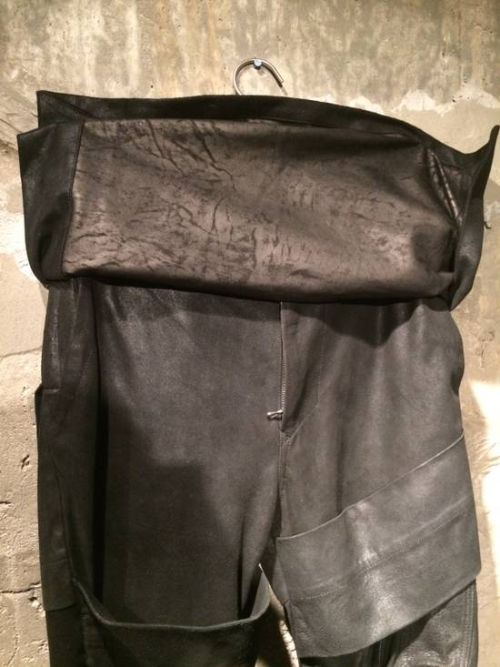 Julius Leather Skirt Pants Size US 34 / EU 50 - 3
