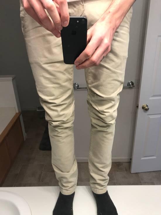 Balmain Balmain Dirt Processing Khaki Pants Size US 30 / EU 46 - 6