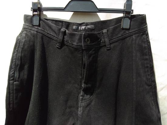 Julius Black Knit Denim Jeans f/w12 Size US 30 / EU 46 - 2