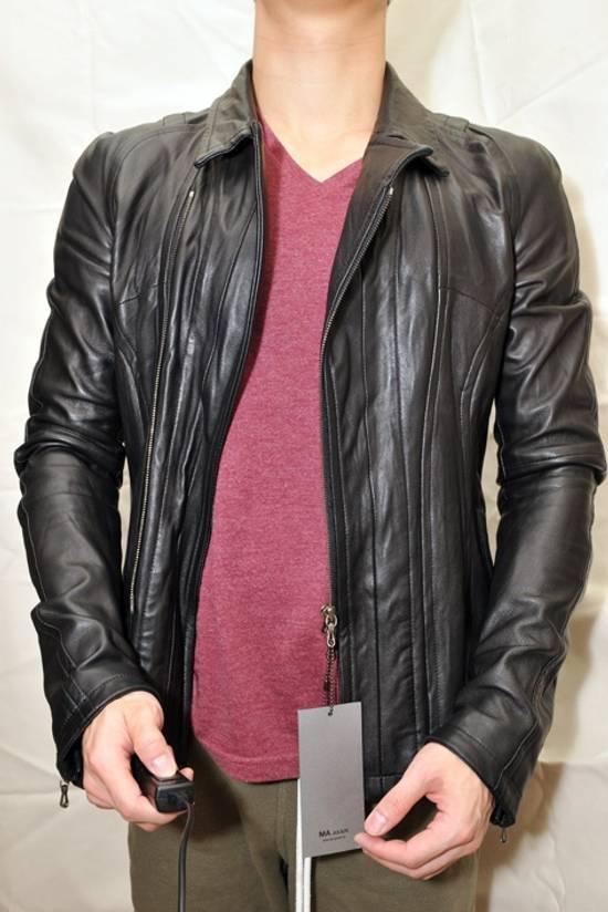 Julius MA_Julius Leather Jacket 2011AW Size US S / EU 44-46 / 1 - 3