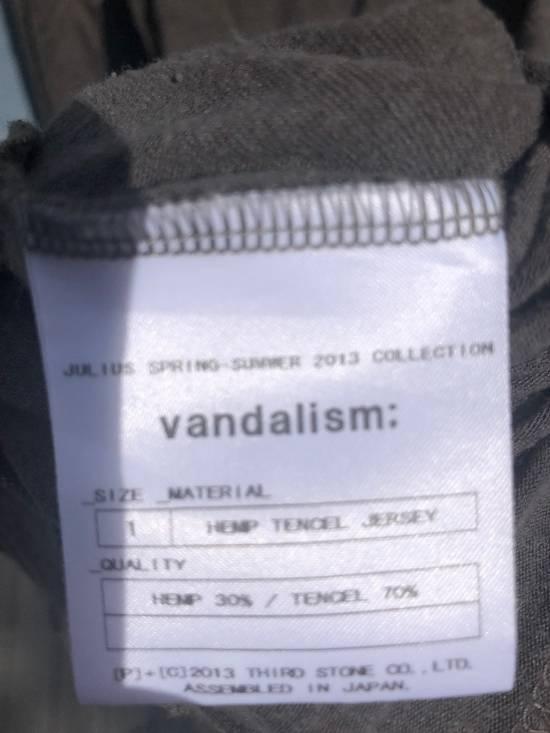 Julius Vandalism knit hoodie Size US S / EU 44-46 / 1 - 2