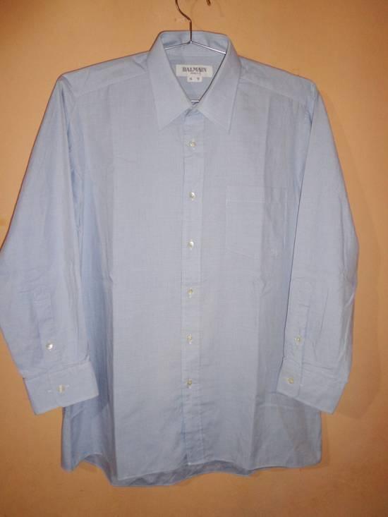 Balmain Vintage BALMAIN Shirts Not gucci chanel louis vuitton balmain versace hermes ysl givenchi balenciaga Dolce & Gabbana Size US L / EU 52-54 / 3