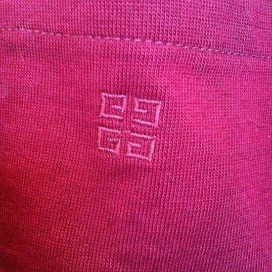 Givenchy Vtg 80s Givenchy Gentlemen Paris Designer Polo Shirt Wool Fabric Mens Size M Made in Italy Size US M / EU 48-50 / 2 - 2