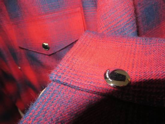 Givenchy Flannel check- shirt Size US M / EU 48-50 / 2 - 8