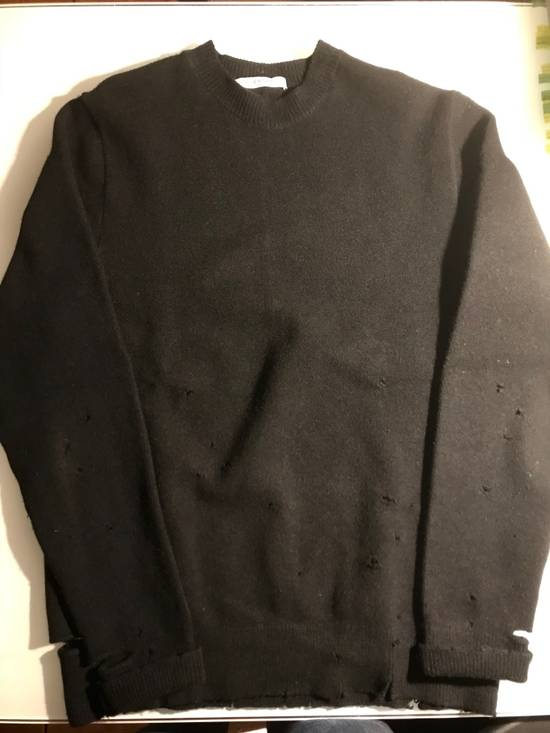 Givenchy Givenchy Distressed Wool Sweater Size US M / EU 48-50 / 2