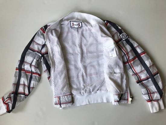 Thom Browne Check Pattern Stadium Jacket Size US S / EU 44-46 / 1 - 3