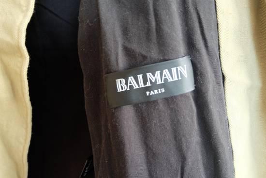 Balmain Balmain Biker Jacket Size US XL / EU 56 / 4 - 3