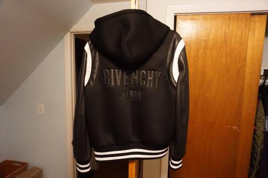 Givenchy NEW GIVENCHY Leather Jacket $3420 Retail Size US M / EU 48-50 / 2