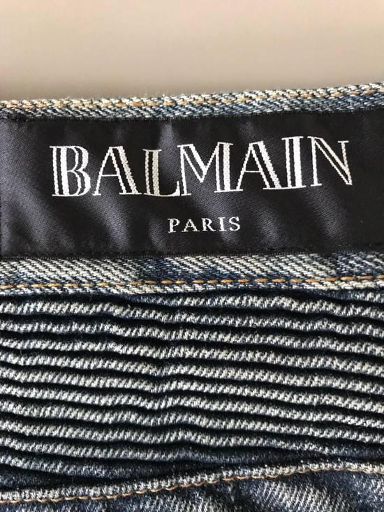 Balmain Balmain Biker Jeans/Size 30 Size US 30 / EU 46 - 2