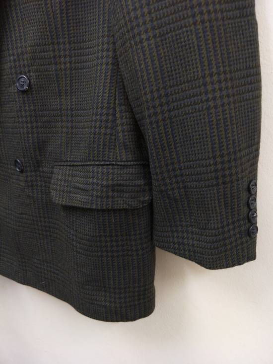 Givenchy Tailored Glen Plaid Blazers Size 38R - 7