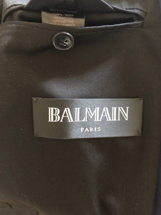Balmain Balmain Velvet Blazer Size 52S - 5