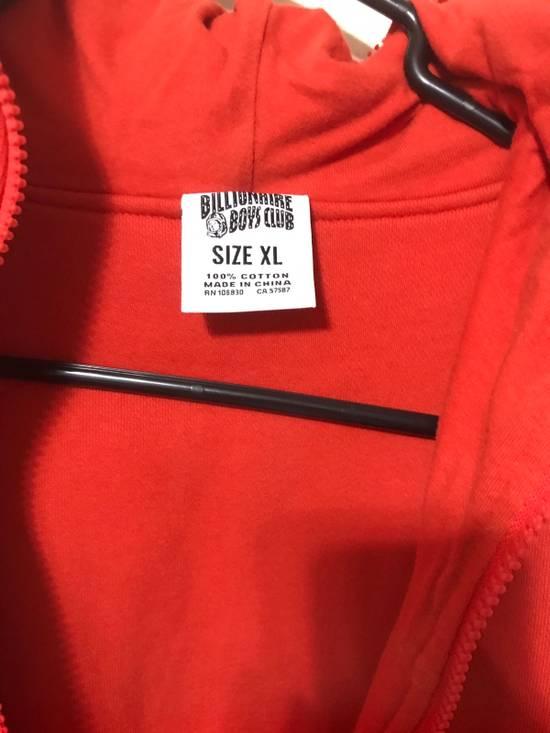 Billionaire Boys Club BBC Orange Zip Up Hoodie Jacket Size US XL / EU 56 / 4 - 2