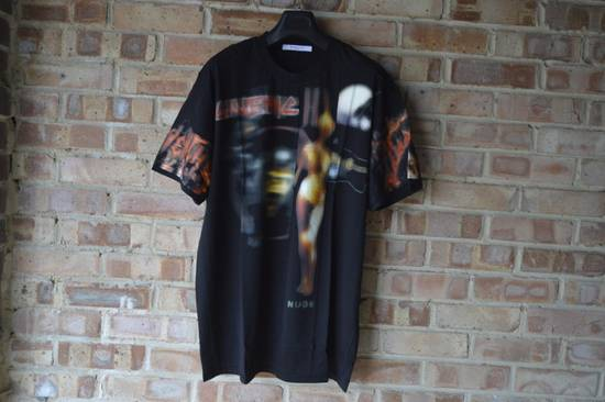 Givenchy Heavy Metal Distressed T-shirt Size US XL / EU 56 / 4