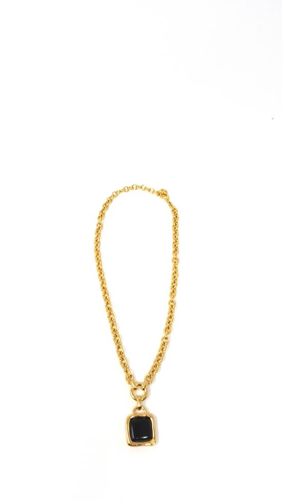Givenchy Double sided gold plated necklace Size ONE SIZE - 2