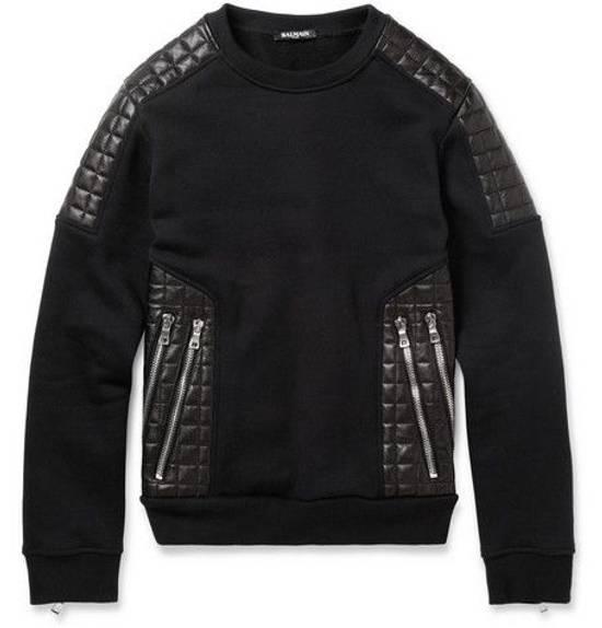 Balmain Balmain biker sweatshirt Size US M / EU 48-50 / 2
