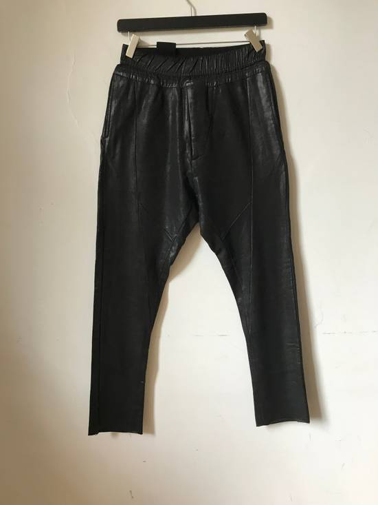 Julius waxed sweatpants size 3 Size US 32 / EU 48