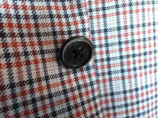 Thom Browne Black Fleece Plaid Blazer, NWT Size 42R - 9
