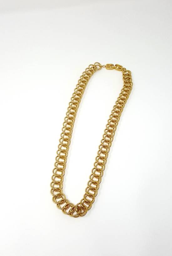 Givenchy Gold plated necklace Size ONE SIZE - 3