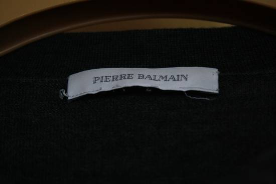 Balmain Knit collared henley Size US S / EU 44-46 / 1 - 1