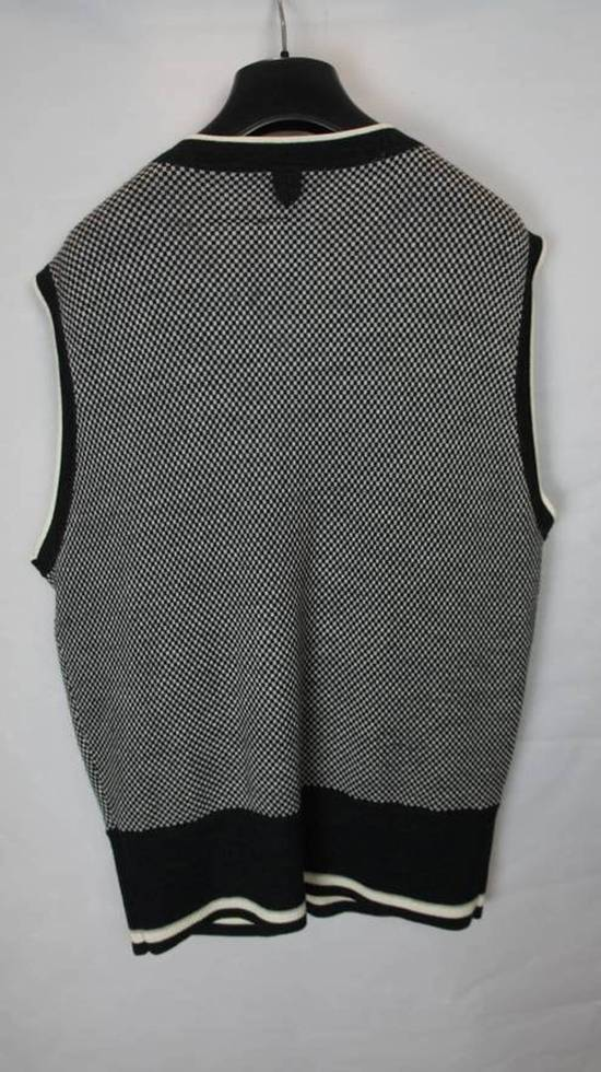 Thom Browne Final Price Black feece vest Size US L / EU 52-54 / 3 - 2
