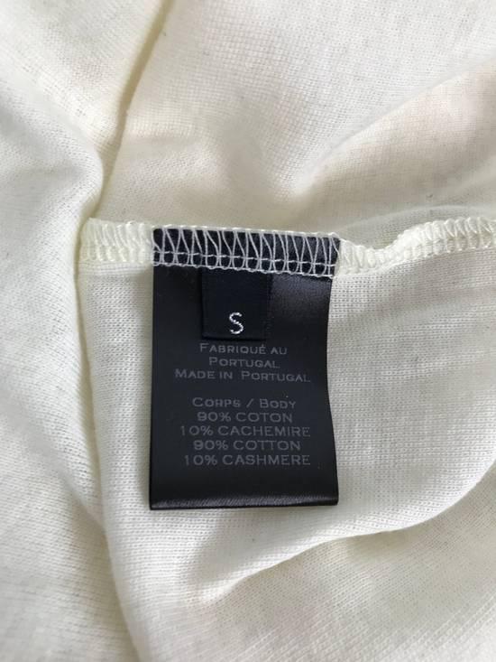 Balmain Size Small - Cashmere Blend Lace Front Shirt - FW16 - $625 Retail Size US S / EU 44-46 / 1 - 8