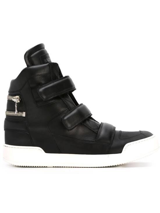 Balmain High top sneaker Size US 8 / EU 41 - 1