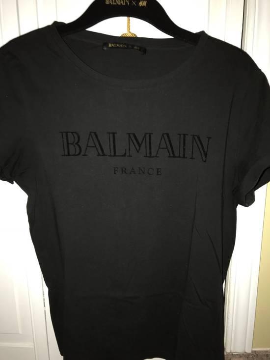 Balmain Logo T Shirt Size US M / EU 48-50 / 2