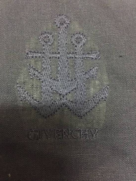 Givenchy Vintage Embroidered Logo Single Pocket Givency Short Sleeve Size US S / EU 44-46 / 1 - 4