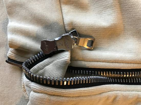 Balmain Balmain Beige Military Zipper Hoodie Size US M / EU 48-50 / 2 - 1