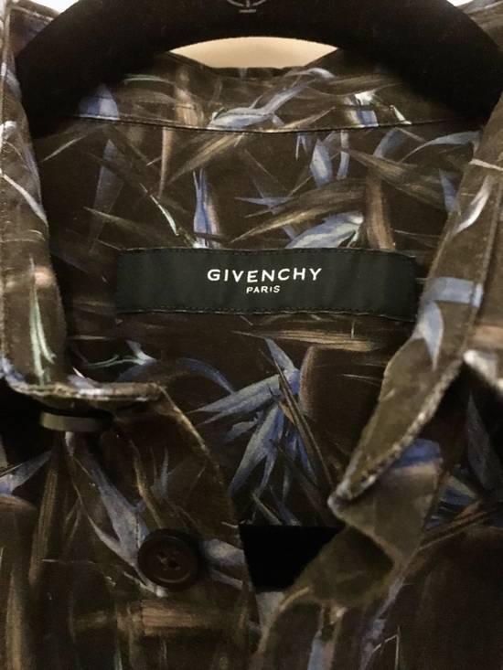 Givenchy Birds of Paradise Shirt Size US M / EU 48-50 / 2 - 2