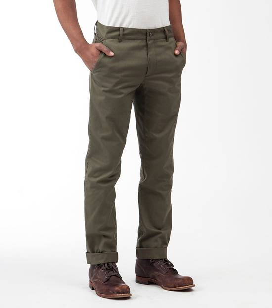 Outlier Nyco Slims - Olive Size US 31