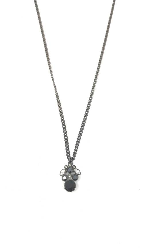 Givenchy Double sided gun metal necklace Size ONE SIZE - 3