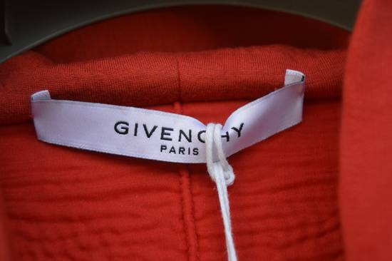 Givenchy Red Destroyed Logo Hoodie Size US S / EU 44-46 / 1 - 5