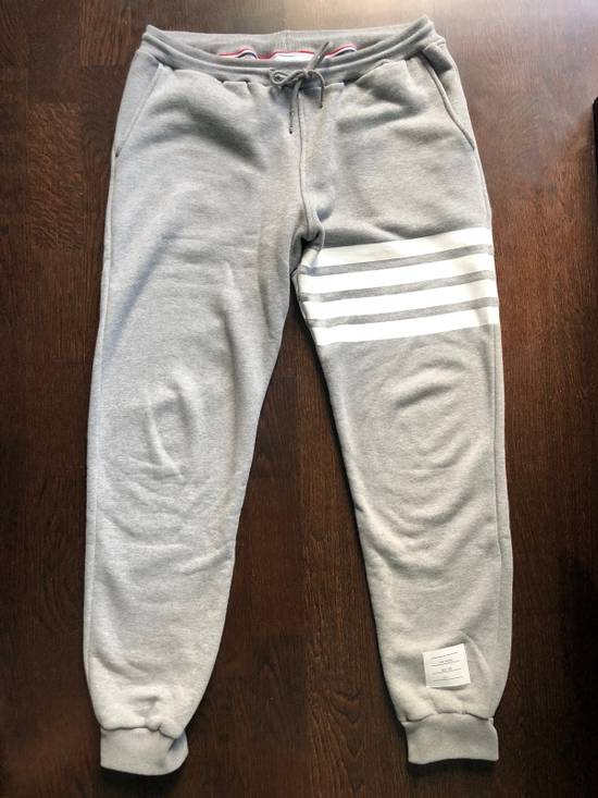 Thom Browne Grey Sweatpants Size US 31