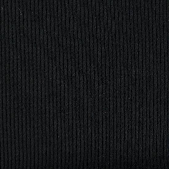 Balmain Black Cotton Ribbed Long Sleeve Crewneck T-Shirt Size XL Size US XL / EU 56 / 4 - 4