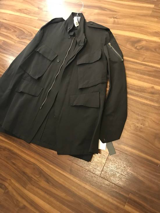 Julius 577BLM10 Gross Grain Multi Pocket Jacket Size US S / EU 44-46 / 1 - 2