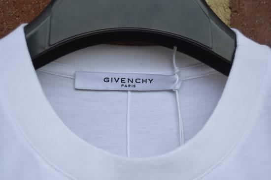 Givenchy White Hem Logo T-shirt Size US XS / EU 42 / 0 - 3