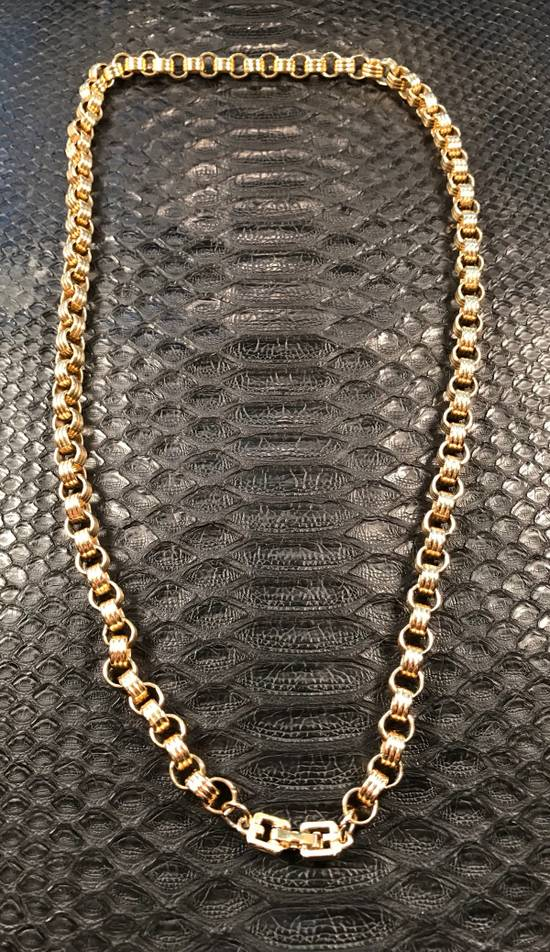 "Givenchy 22"" Gold Chain Size ONE SIZE"