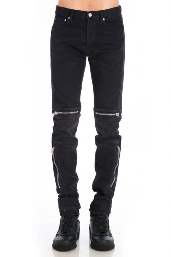 Givenchy Zip Detail Jeans (Size - 34) Size US 34 / EU 50
