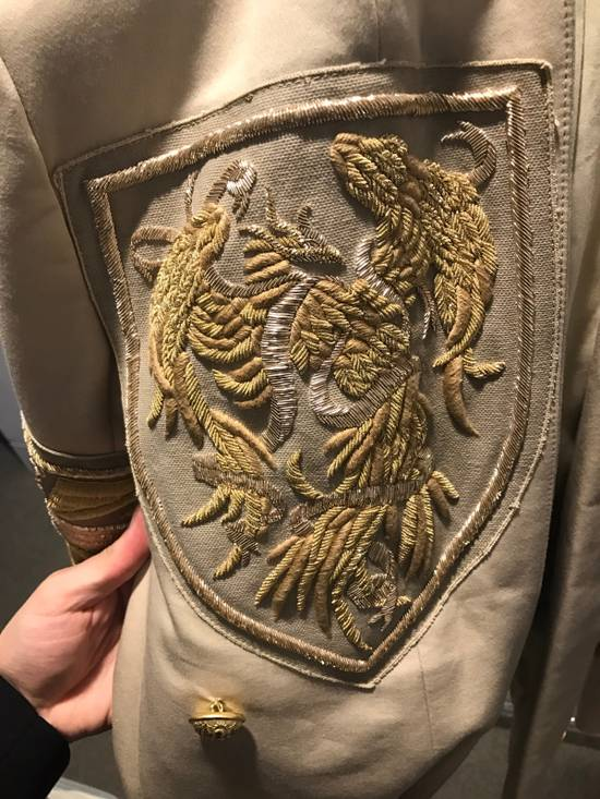 Balmain RARE Balmain Embroidered Blazer Size 38R - 8